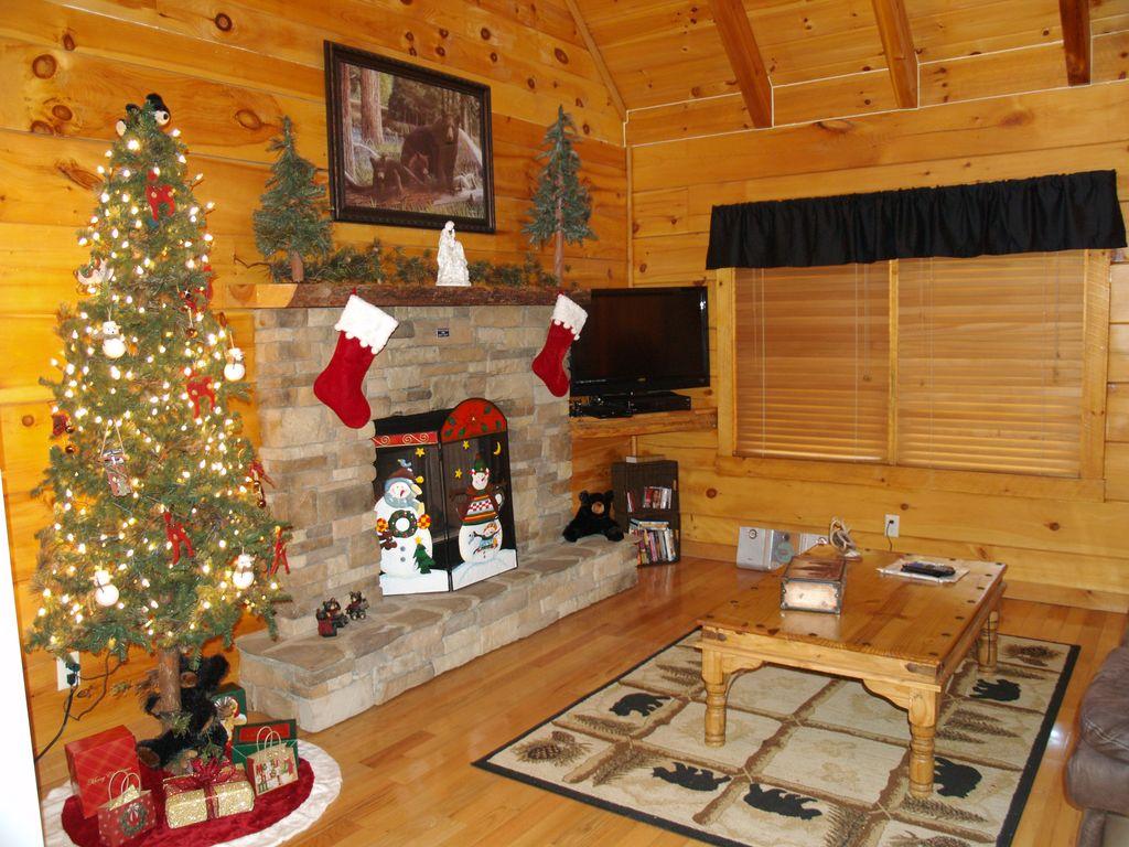 Christmas Cabin Rentals.Mark 10 27 He Is Risen