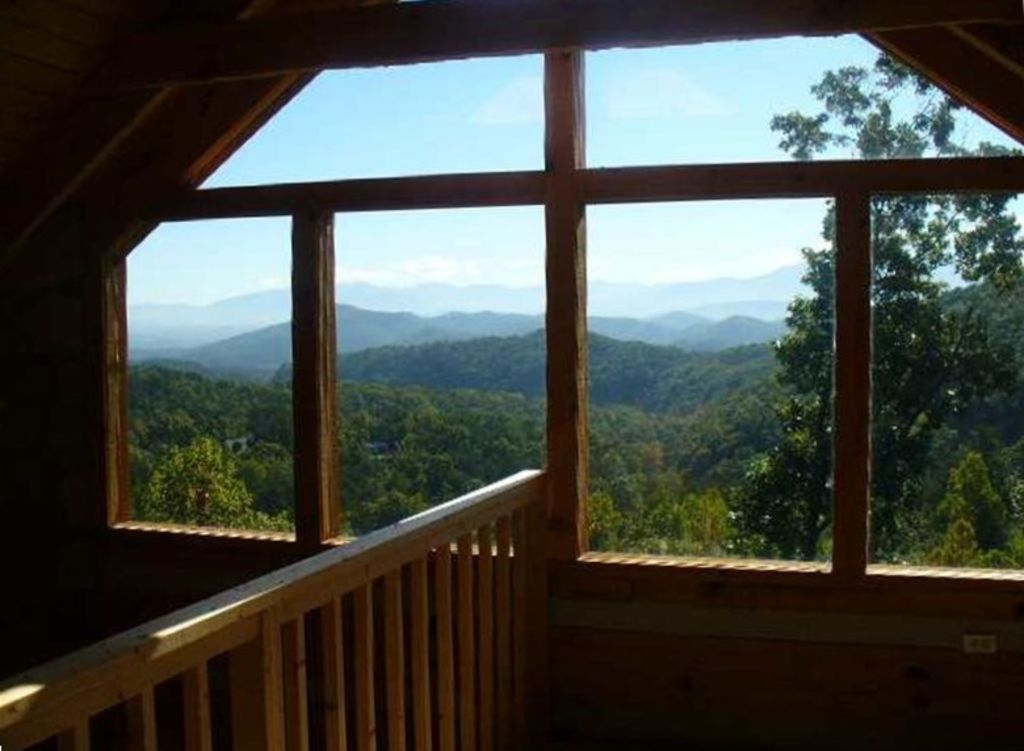 Cabins In The Smoky Mountains